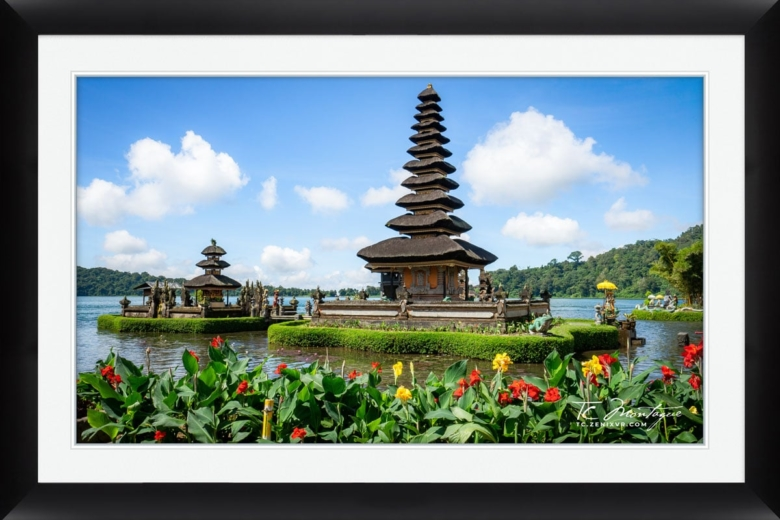 Water Temples print