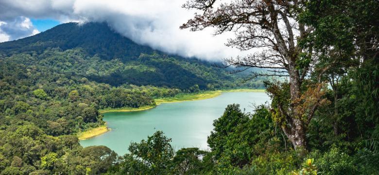 Lake Tamblingan - Limited Edition of 7